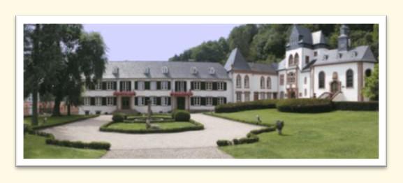 Bild von Schloss Dagstuhl